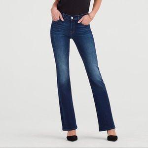 7 For ManKind Dojo Flair Trouser Womens Jeans